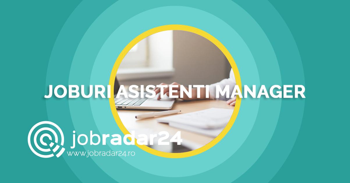 Asistent virtual loc de munca